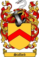 Stafford Family Crest