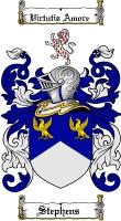 Stephens Family Crest