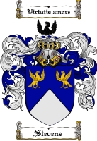 Stevens Coat of Arms