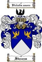 Stevens Coat of Arms