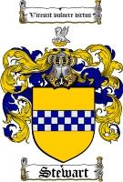 Stewart Coat of Arms
