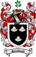 Strickland Code of Arms