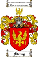 Strong Coat of Arms
