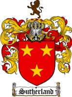 Sutherland Coat of Arms