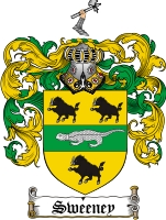 Sweeney Coat of Arms