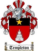 Templeton Family Crest
