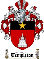 Templeton Coat of Arms