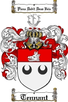 Tennant Coat of Arms