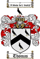 Thomas Coat of Arms