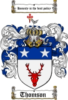 Thomson Family Crest