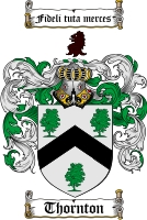 Thornton Family Crest