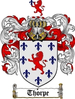 Thorpe Coat of Arms