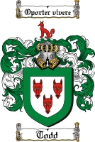 Todd Coat of Arms