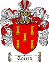 Torres Coat of Arms