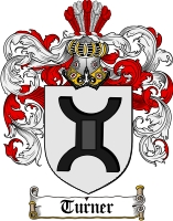 Turner Coat of Arms