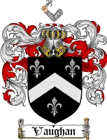 Vaughan Family Crest