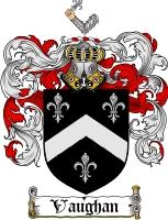 Vaughan Coat of Arms