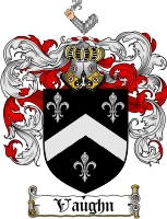 Vaughn Family Crest