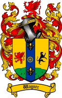 Wagner Coat of Arms