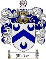 Walker Family Crest