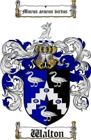 Walton Coat of Arms