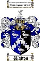 Walton Coat of Arms
