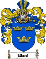 Ward Irish Family Crest