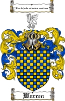 Warren Coat of Arms