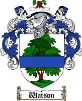 Watson Scottish Family Crest