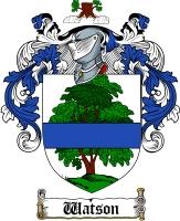 Watson Scottish Coat of Arms