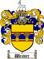 Weaver Coat of Arms