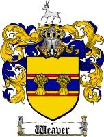 Weaver Coat of Arms