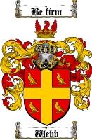 Webb Coat of Arms
