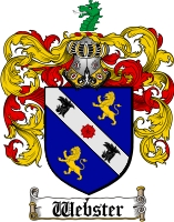 Webster Family Crest