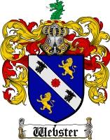 Webster Coat of Arms