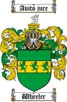 Wheeler Family Crest