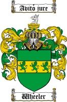 Wheeler Coat of Arms