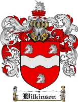 Wilkinson Coat of Arms