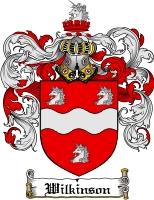Wilkinson Coat of Arms