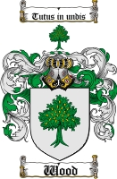 Wood Family Crest