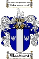 Woodward Family Crest