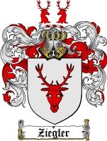 Ziegler Family Crest